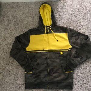 Fleece Billabong jacket